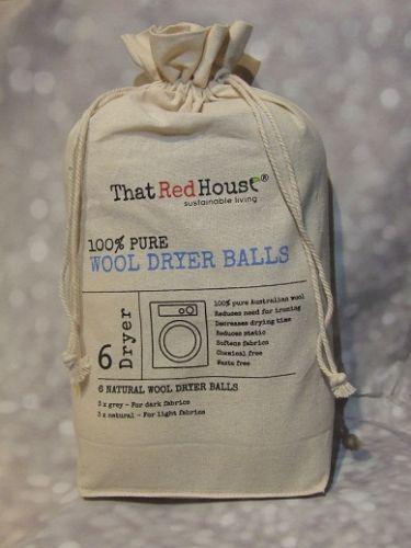 Wool Dryer Balls - 100% Pure