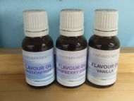 Blackcurrant Flavour Oil - 15mL