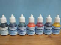 Liquid Soap Colours - 15mL
