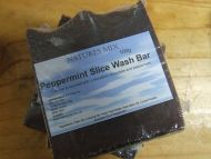 Peppermint Slice Wash Bar
