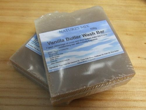 Vanilla Butter Wash Bar
