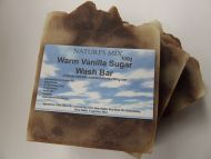 Warm Vanilla Sugar Wash Bar